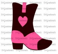 Cowgirl Boot Design