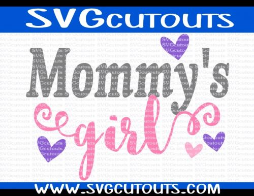 Mommys Girl Design